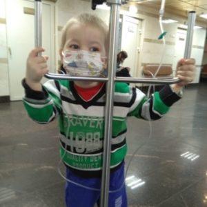 Благотворительная акция для Павла Задорожнюка