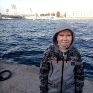 Саша Бабиков - акция по сбору средств